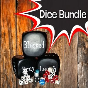 **Adding More**Holdup**Dice Bundle**
